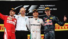 F1 中国GP 決勝:トップ10ドライバーコメント  [F1 / Formula 1]