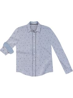 456a3ab3723 Camisa Masculina Slim Em Algodão