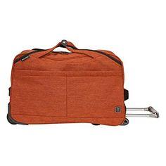 Ricardo Beverly Hills Malibu Bay Rolling City Duffel Bag Carry-On Luggage, Orange Luggage Brands, Luggage Store, Carry On Luggage, Luggage Sets, Best Deals Online, Duffel Bag, Beverly Hills, Handbags, Personalized Items