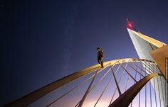 Crazy Russian Climbers Snap Breathtaking Shots from European Landmarks