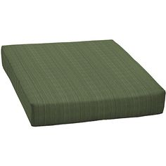 Better Homes And Gardens Outdoor Deep Seat Cushion, Green Tree