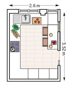 √ Scandinavian Kitchen Design For Your Lovely Home - Boxer JAM Kitchen Room Design, Kitchen Sets, Modern Kitchen Design, Home Decor Kitchen, Interior Design Kitchen, Kitchen Walls, Decorating Kitchen, Closed Kitchen, Decorating Ideas
