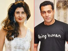 Salman Khan bonds with Sangeeta Bijlani!