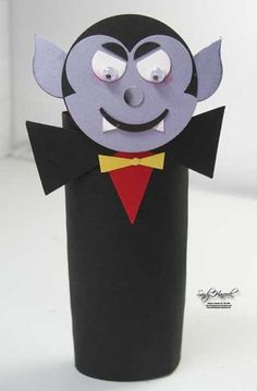 Candy inside Dracula