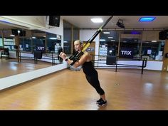 TRX Live | Total Body Strength | Shana Verstegen - YouTube