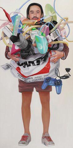 Portraits 207-2009