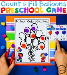 Color Worksheets Join our Email Group for Ideas, Freebies & Special Offers.Do you need fun color worksheets and centers for teaching preschool kids about col Color Worksheets For Preschool, Back To School Worksheets, Preschool Colors, Preschool Centers, Color Activities, Learning Activities, Preschool Activities, Space Activities, Learning Centers