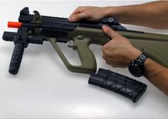 Airsoft Station: ASG Steyr AUG A3 XS