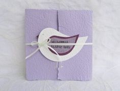 Symbols, Letters, Etsy, Lilac, Paper, Wrapping, Baby Delivery, Sparrows, Place Cards