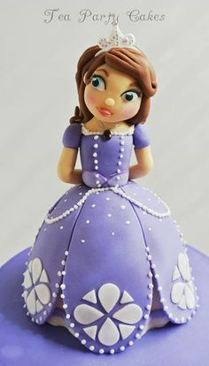 Sofia The First Cake Toppers Singapore