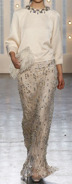 Jenny Packham Ready To Wear Autumn 2014
