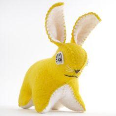 Daphne the Medium Bunny Plush by girlsavage on Etsy
