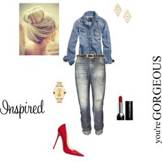 """She Got the Blues"" by ndewalt on Polyvore"