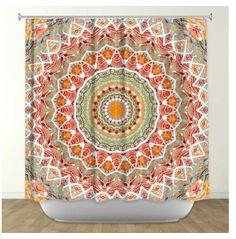 DiaNoche Designs Summer Lace by Iris Lehnhardt – showercurtainhq.com