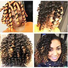 http://www.shorthaircutsforblackwomen.com/flexi-rods-on-natural-hair/ naturalhairfreedom's photo on Instagram