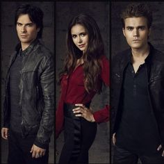 Vampire Diares love it :) excited for the new season