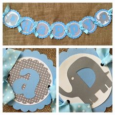 Hey, I found this really awesome Etsy listing at https://www.etsy.com/listing/266399871/blue-elephant-birthday-banner-elephant