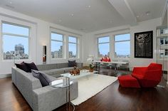 Penthouse in New York City Lunatic