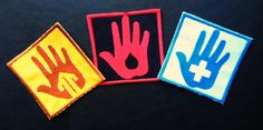 Dragon Age 2  Mage Specialization Patches by QuidVis on Etsy