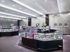 Tiffany & Co. jewellery, Las Vegas store design