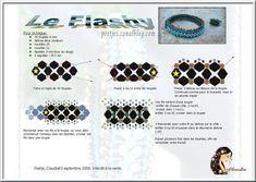 Free Pattern Flashy Ring - peetjes