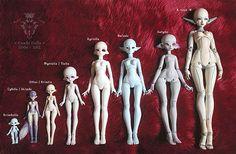 Enaibi Dolls together | Flickr - Photo Sharing!
