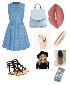 """oooooooo"" by elena-dogaru on Polyvore featuring Yumi, Mystique, rag & bone, Lime Crime, Chanel and RHYTHM"