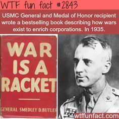 Why do we go to wars? - WTF fun facts