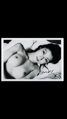 "Nobuyoshi Araki - "" Nude, Japan "", c. 1990/1999 - Black and white photograph, digital print - 21 x 30,5 cm"