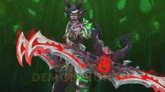 Female Demon Hunter