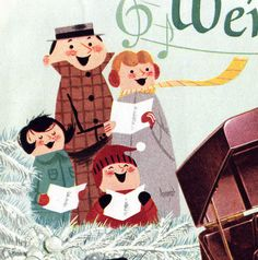 https://flic.kr/p/7vuC5 | Unknown216.detail01 | Colliers magazine Illustrator unknown December 1955