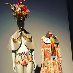 Is Vulgarity the spice of fashion? Pam Hogg thinks so! See London's Barbican Art Gallery exhibition: The Vulgar: Fashion Redefined
