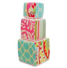 Kumari Floral Soft Blocks