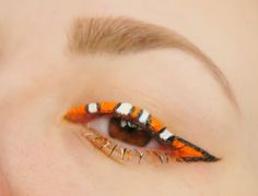 Disney Make Up Look using Lime Crime - Finding Nemo