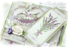 My Little Craft Things: Pion Design - Lavender Birthday