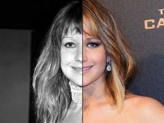 The Internet thinks Jennifer Lawrence might be a time-traveling Helen Mirren