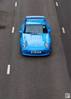 Porsche 993 GT2 – arguably one of the most badass cars ever.