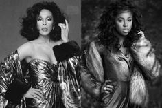 But they said they aren't comparing themselves to the icons featured. | These Women Re-Created Iconic Photos From Black History