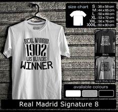 Kaos Real Madrid FootBall Club | Kaos Madrid Mania 1
