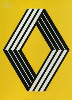 Renault by Vasarely