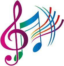 colorful music notes symbols clipart panda free clipart images rh pinterest com music note clip art free downloads music note clip art images