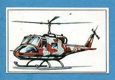 ARMI E SOLDATI - Edis 71 - Figurina-Sticker n. 429 - ELICOTTERO -Rec