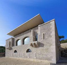 Fondation Monticelli, La Pointe de Corbières,  Marseille