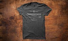 CrossWinds Church t-shirt