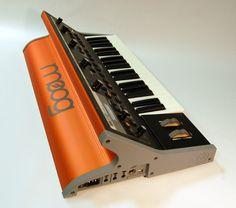 Moog Little Phatty Orange