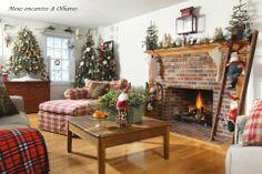 Festive living room_Era da Minha Vó Restauraçao de Móveis