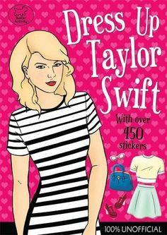 Buster Books Dress Up Taylor Swift: 100% Unofficial Dress Up Taylor Swift (Barcode EAN = 9781780553870). http://www.comparestoreprices.co.uk/december-2016-5/buster-books-dress-up-taylor-swift-100%-unofficial.asp