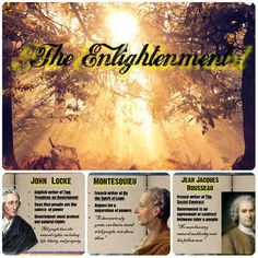 This FREE Age of Enlightenment foldable book lesson plan has students draw pictures and take notes on 5 Enlightenment thinkers: Hobbes, Voltaire, Locke, Montesquieu, & Rousseau. The visually stunning PowerPoint contains the process for making the book as well as notes, quotes, and an exit ticket for students. It covers all Common Core Standards material from World History on the Enlightenment, but in a simple way for students to understand.