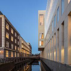 Galería de Tribunal Supremo de Noruega / KAAN Architecten - 17