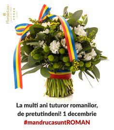 Felicitare virtuala, felicitare cu flori de 1 decembrie https://www.floridelux.ro/flori-pentru-ocazii/flori-cadouri-sarbatori/flori-ziua-nationala-1-decembrie/